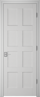 Image PBI 7980 Interior Door, finish Primed