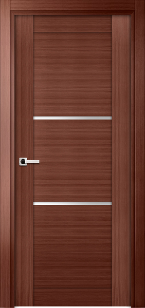 Image Emma One Interior Door, finish Red Oak