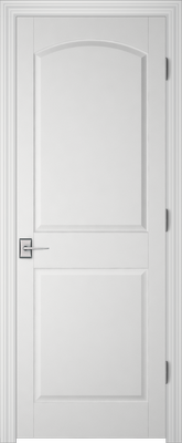 Image PBI 2020C Interior Door, finish Primed