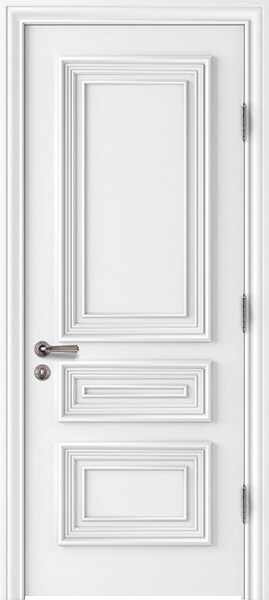 Palladio Tre Interior Door White