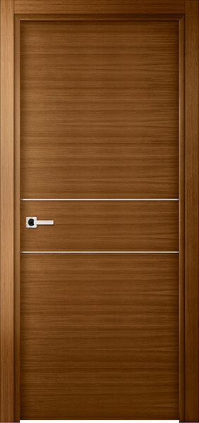 Image Elivia 2HS Interior Door, finish Light Oak