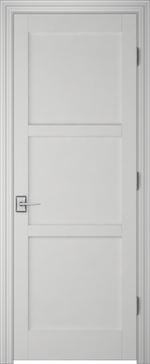 Image PBI 793L Interior Door, finish Primed