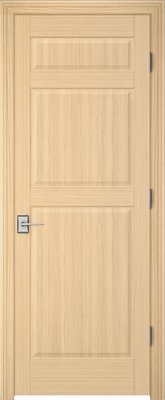 Image PBI 2036 Interior Door, finish Oak