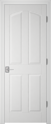 Image PBI 2040C Interior Door, finish Primed