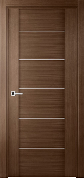 Image Infinity Interior Door, finish Royal Oak