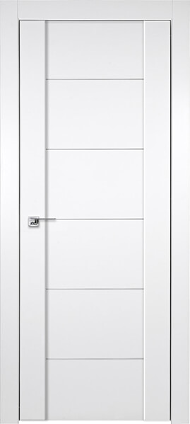 Image Infinity Interior Door, finish White