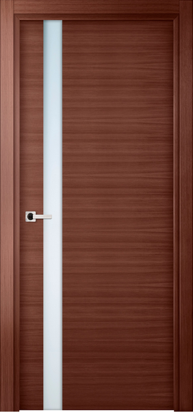 Image Elivia Attento Interior Door, finish Red Oak