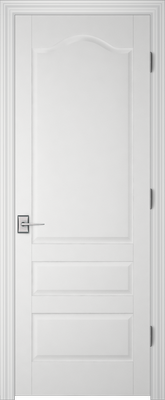 Image PBI 203KS Interior Door, finish Primed