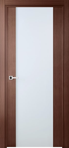 Image Alba Interior Door, finish Red Oak